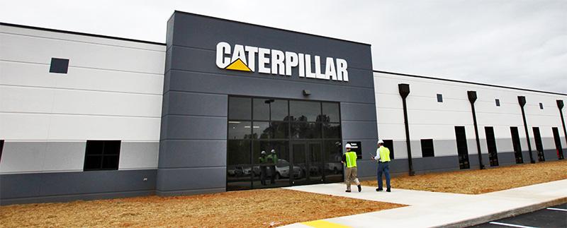 Caterpillar Factory. Berdiel Manutencion