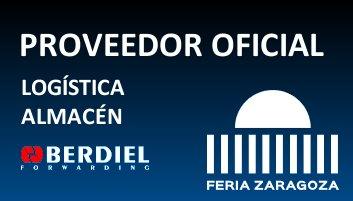 Proveedor Oficial Logística Feria de Zaragoza